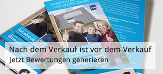 Immoflyer Immobilienbewertung
