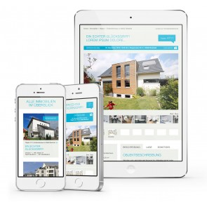 Immobilien Website